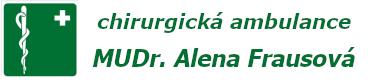 MUDr. Alena Frausová – chirurgická ambulance